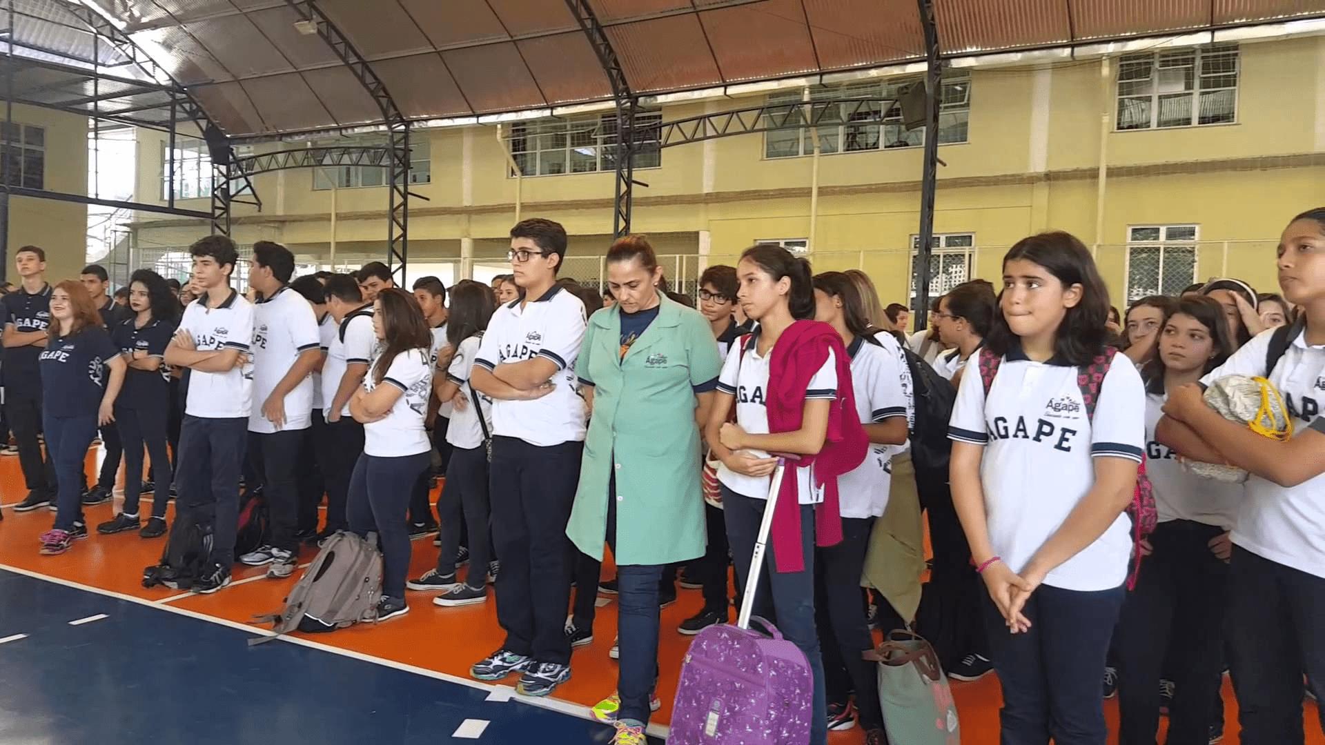 Escola AGAPE COLEGIO - em CIDADE KEMEL, SAO PAULO, SP