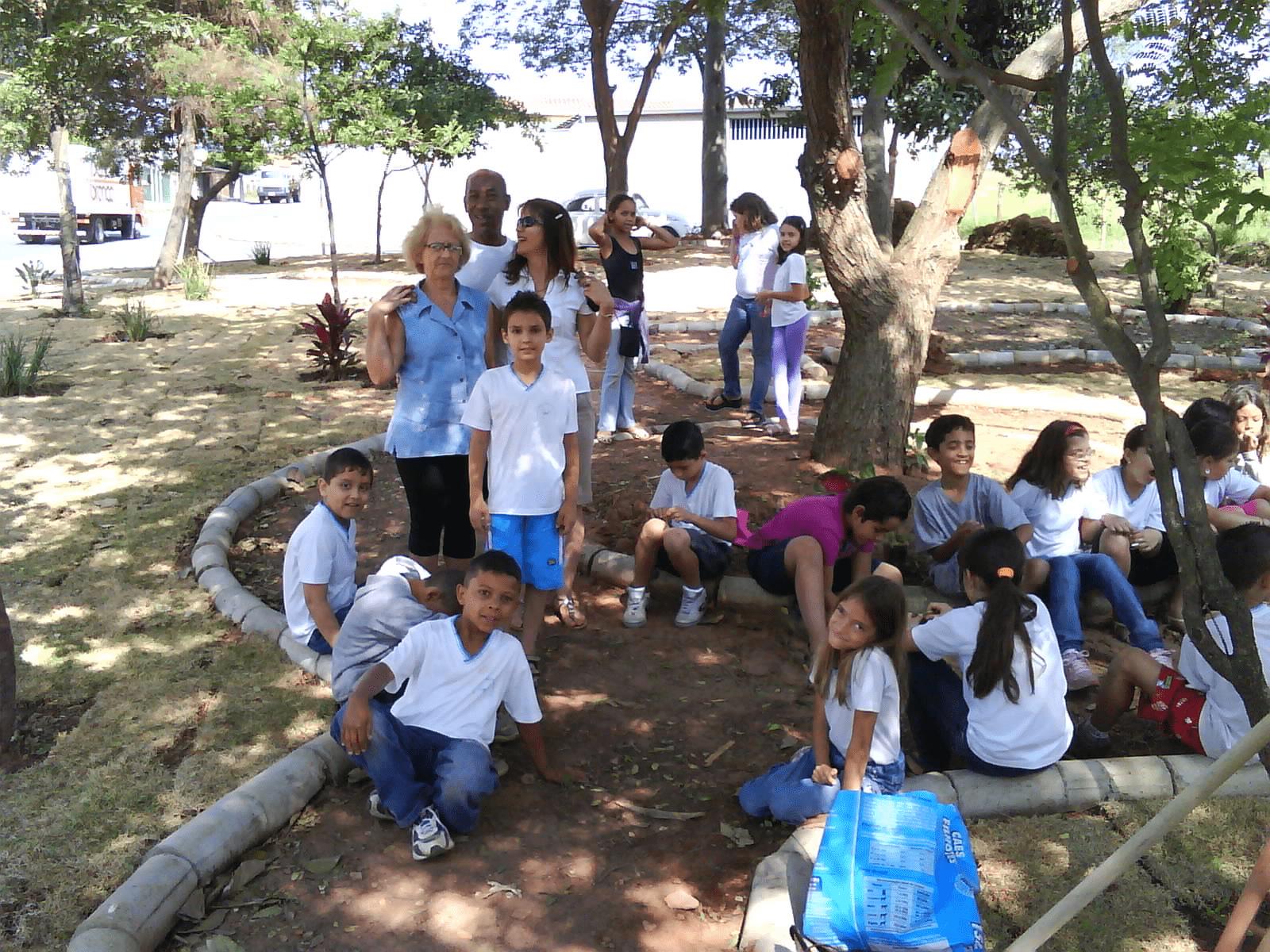 Escola SALVADOR BOVE PROFESSOR - em JARDIM NOVA MERCEDES, CAMPINAS, SP