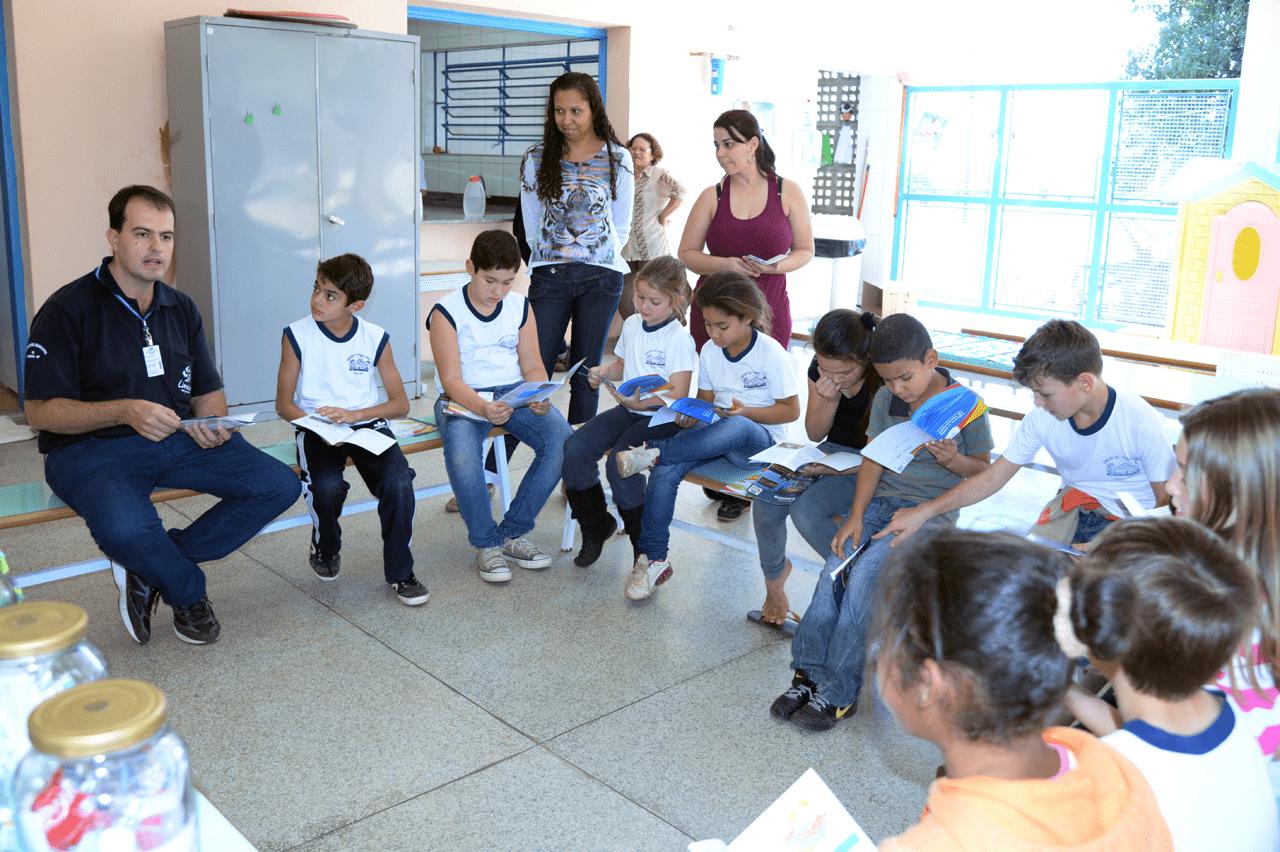 Escola ANGELO BIASOTTO EMEIEF - em BAIRRO DO JAGUARI, LIMEIRA, SP