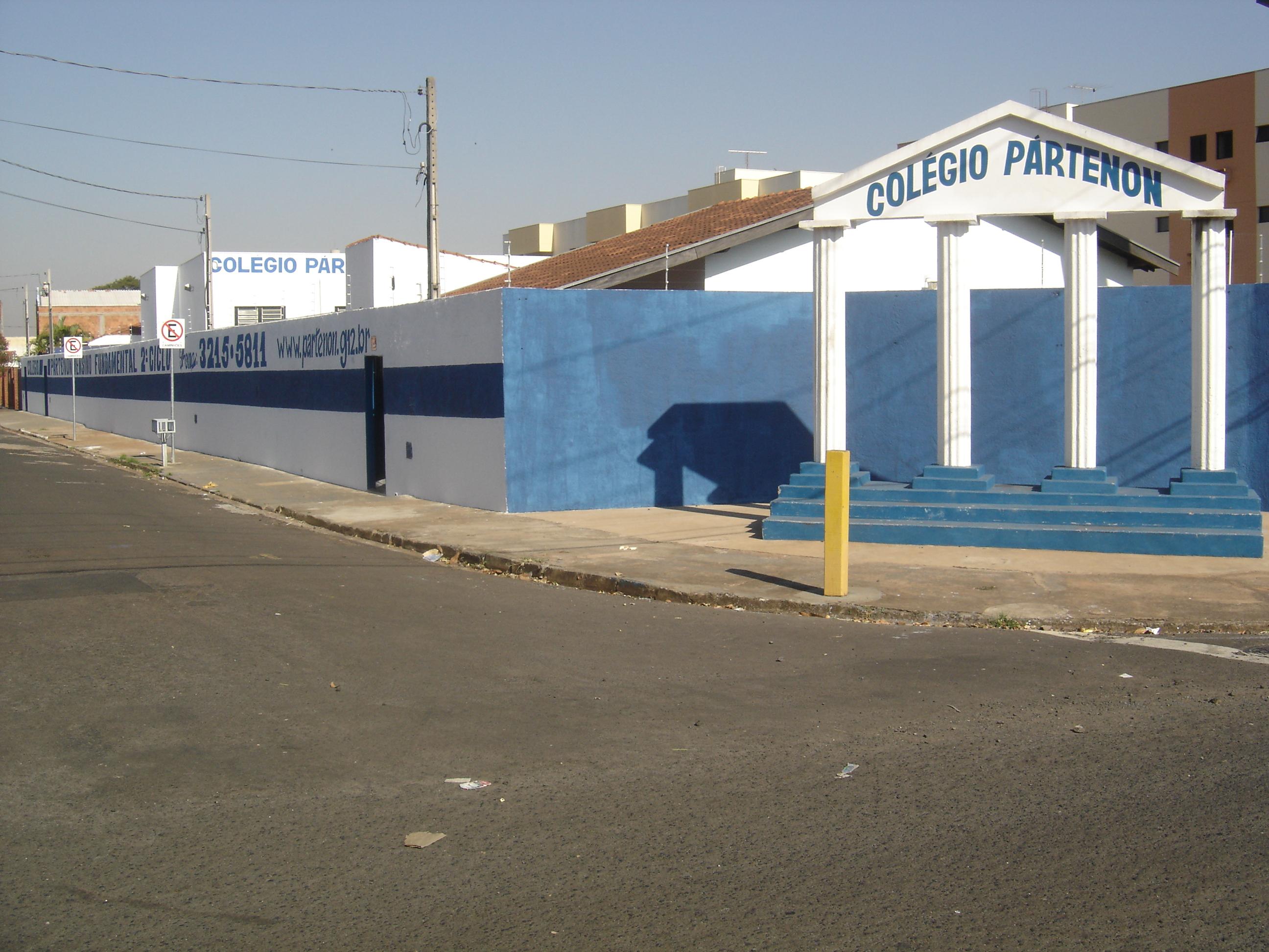 Escola PARTENON COLEGIO - em JARDIM ALTO ALEGRE, SAO JOSE DO RIO PRETO, SP