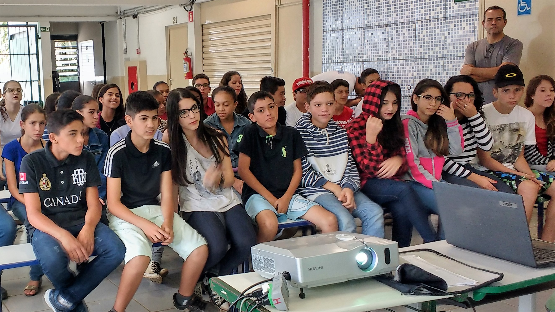 Escola PERICLES GALVAO PROF - em CHAPADA GRANDE, ITAPETININGA, SP