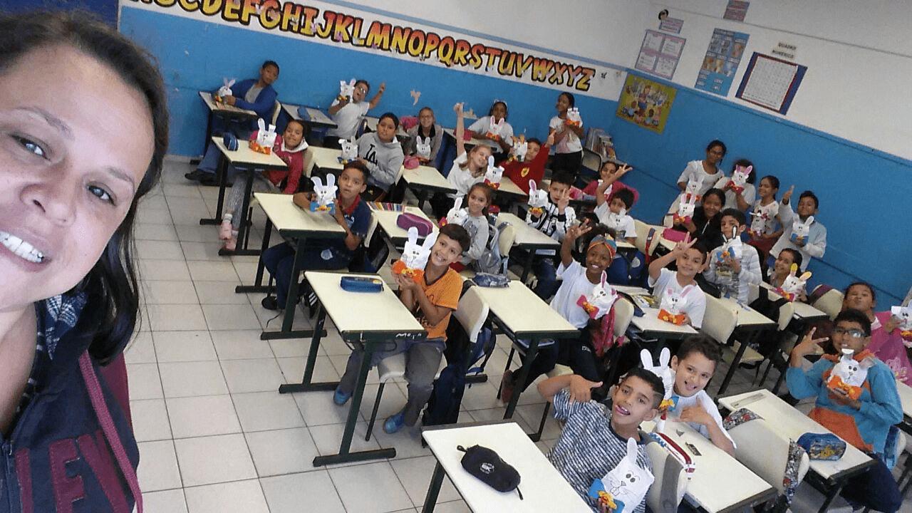 Escola FELICIO LAURITO DOUTOR - em PARQUE ORATORIO, SANTO ANDRE, SP