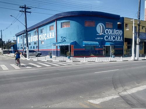 Escola CAICARA COLEGIO - em VILA TUPI, BERTIOGA, SP
