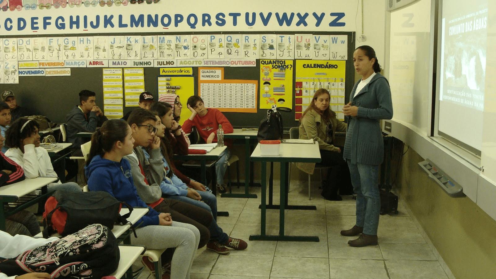 Escola JOAO URIAS DA SILVA CAPITAO - em SAO ROQUE DA FARTURA, AGUAS DA PRATA, SP